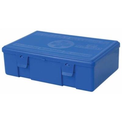 Elsősegély doboz kék