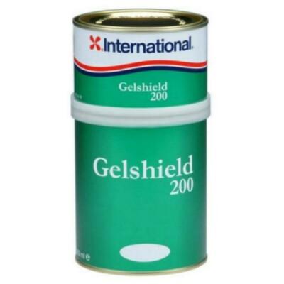 International Gelshield 200 750 ml szürke