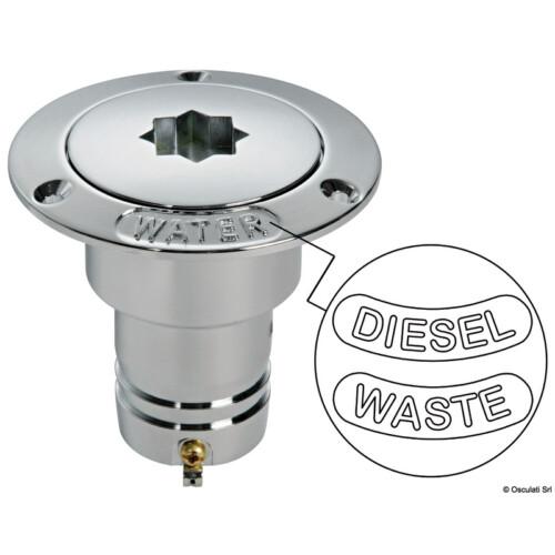 Üzemanyag beöntő 50mm DIESEL OSC