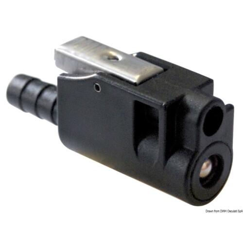 Üzemanyag csatlakozó MERCURY/MARINER 8mm anya