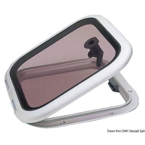 BOMAR alacsony profilú ablaknyílás 490 x 490 mm