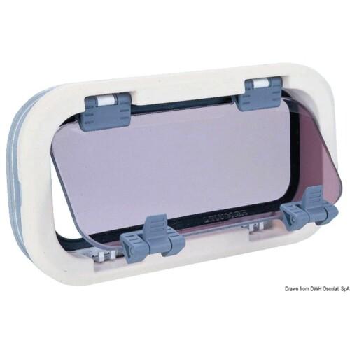 LEWMAR ovális ablaknyílás 367x196mm