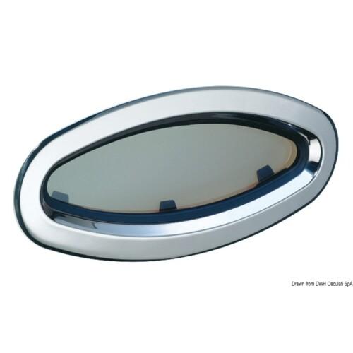LEWMAR elliptikus ablaknyílás  452x196mm