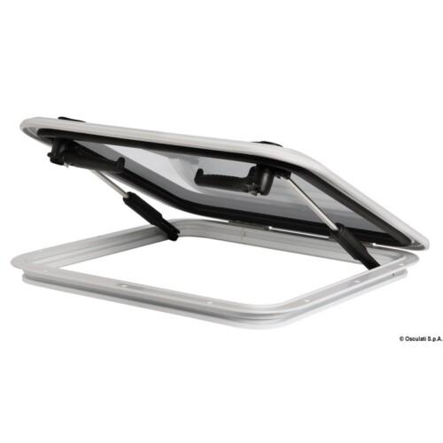 BOMAR alacsony profilú ablaknyílás 610 x 610 mm