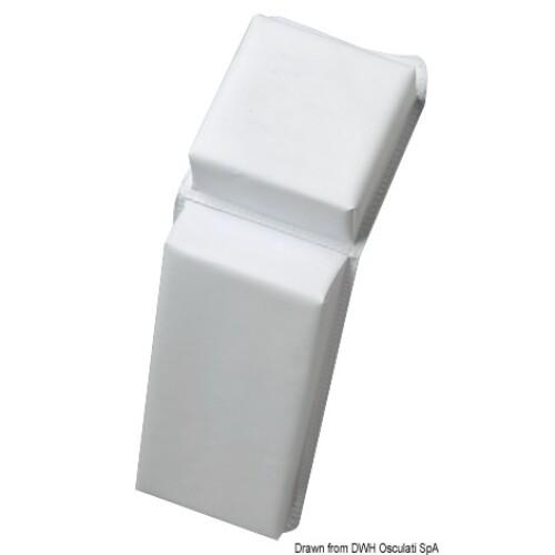 Lapos PVC fender 610 mm