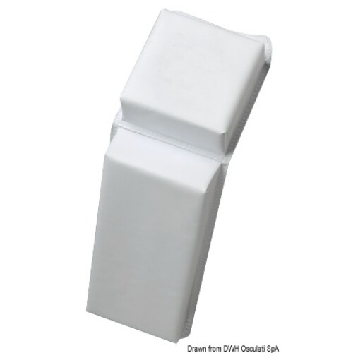 Lapos PVC fender 762 mm