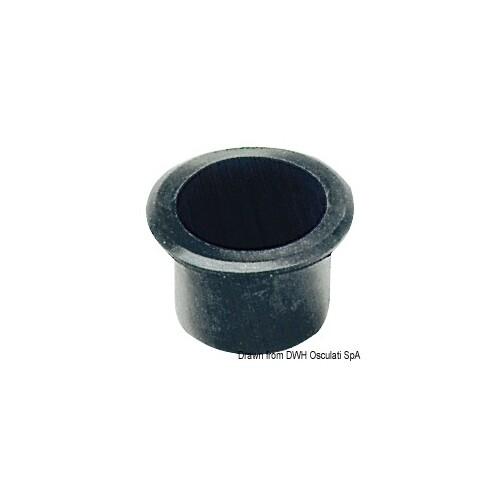 Gumi pohártartó fekete