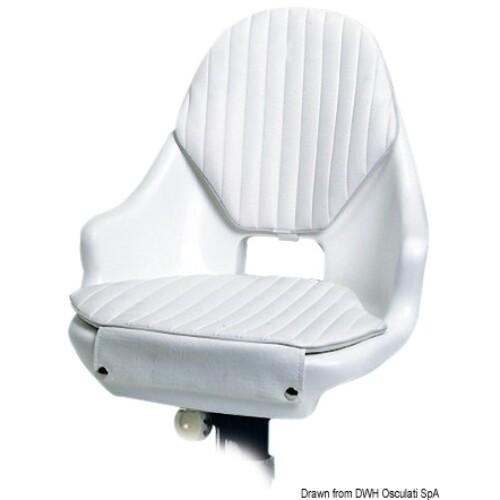 Műanyag szék párnával OSC