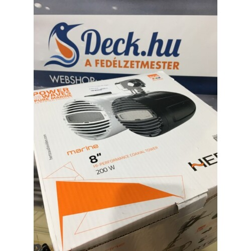 HTX 8 M-FL-W Hertz vízálló hangszóró