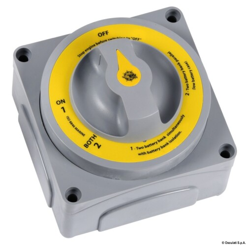 Akkumulátor kapcsoló MKIII 450A OSC