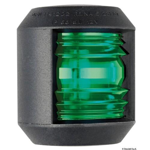 Fény Zöld poziciófény 88 fekete