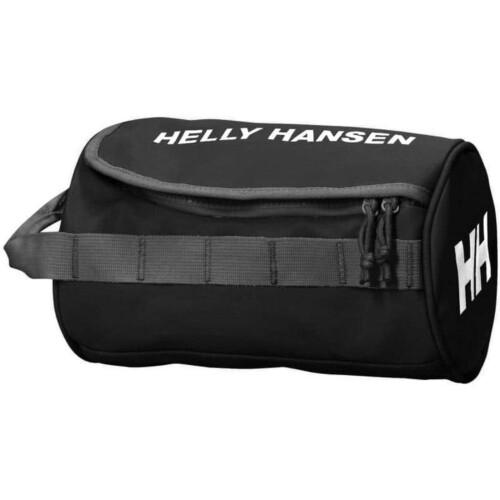 HH WASH BAG 2 táska fekete
