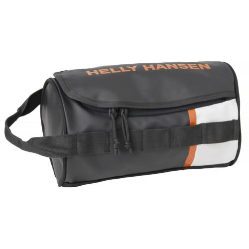 HH WASH BAG 2 táska sötétszürke