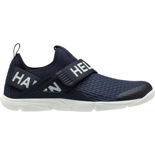 HH HYDROMOC SLIP-ON SHOE  férfi cipő szürke-kék 8,5