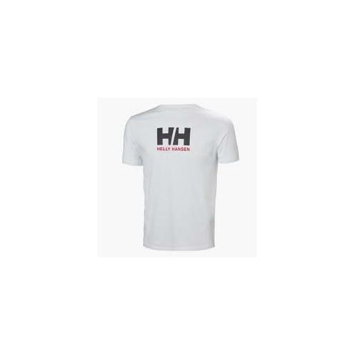 HH LOGO T-SHIRT férfi póló fehér XXL