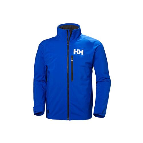 HH RACING MIDLAYER kabát kék L