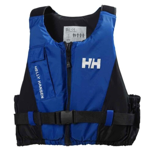 HH Rider Vest sportmellény kék 40-50kg XS