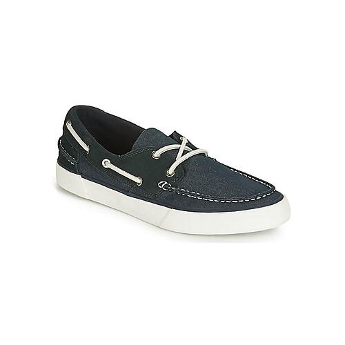 HH SANDHAVEN DECK-SHOE férfi cipő kék-fehér 9,5