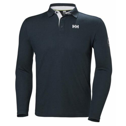 HH SKAGEN QUICKDRY hosszúujjú póló navy XL