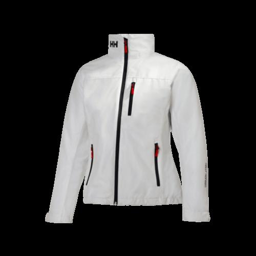 HH W CREW női kapuncnis kabát fehér L