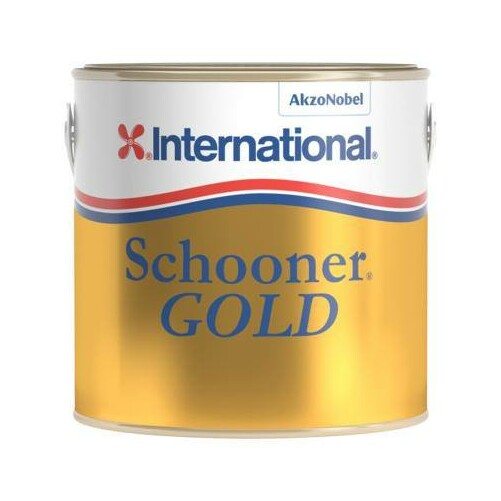 International Schooner Gold 750ml