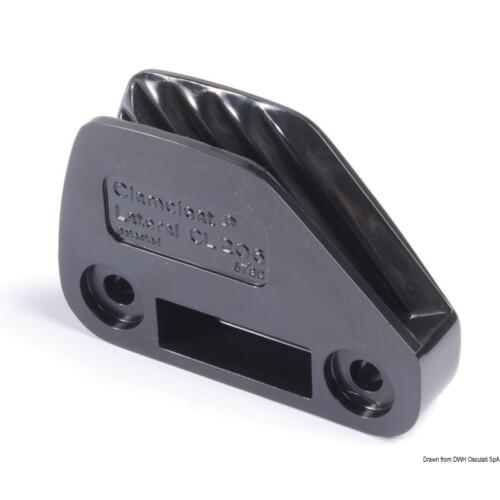 Műanyag kötélfogó 6/10mm kötélhez CL206