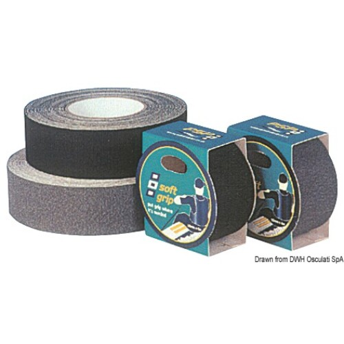 PSP Marine tapes soft-grip szürke  50mm
