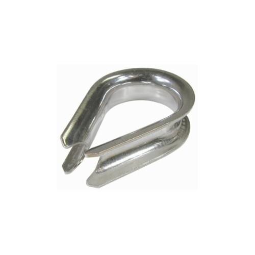 Kötélszív 5 mm inox OSC
