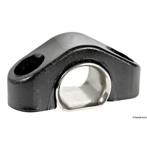 Kötélvezető rozsdamentes gyűrűvel 13mm