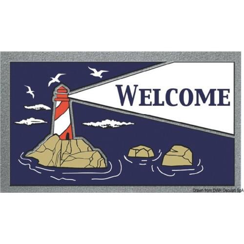 Belépő szőnyeg 40x68 Lighthouse