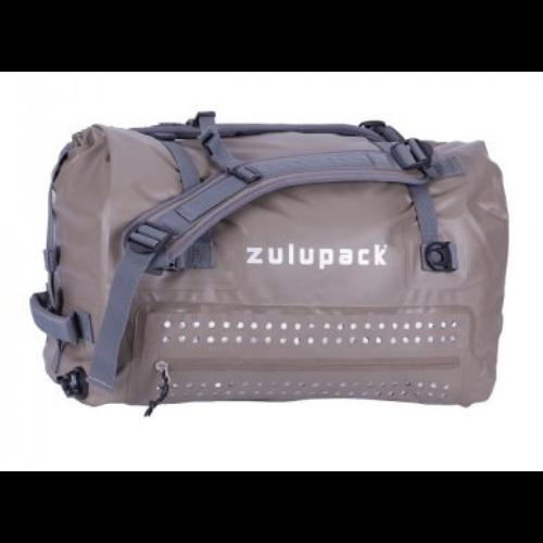 Zulupack  Borneo 45L táska szürke vízálló