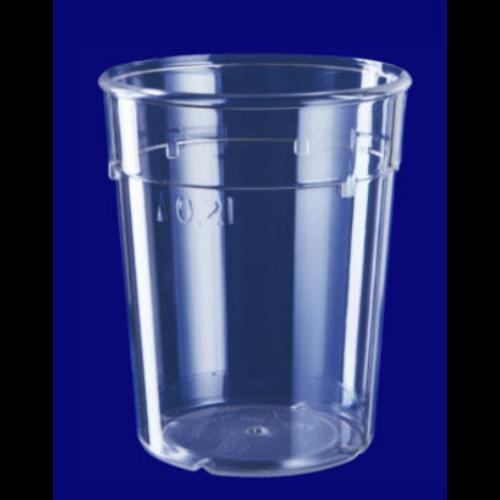 Többcélú pohár 2dl
