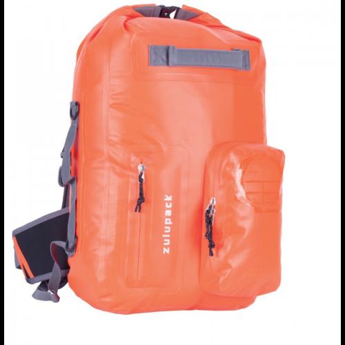 Zulupack Nomad 35L hátizsák narancs vízálló