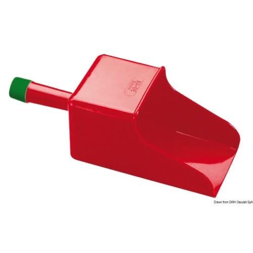 Mericske 290x10 piros OSC