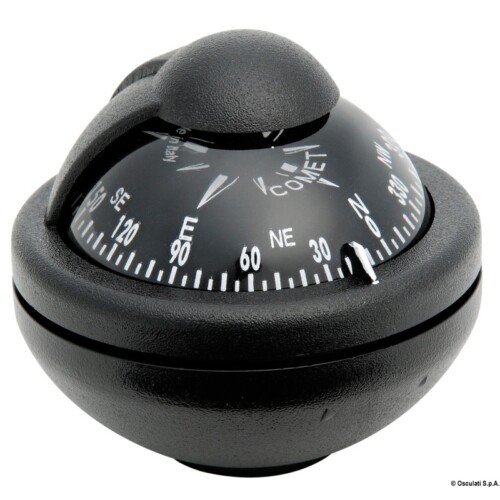 RIVIERA compass COMET2 fekete OSC