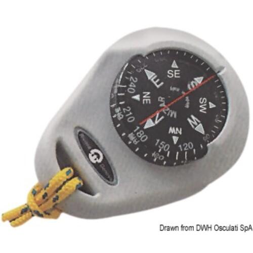 RIVIERA compass Mizar szűrke hordozható OSC