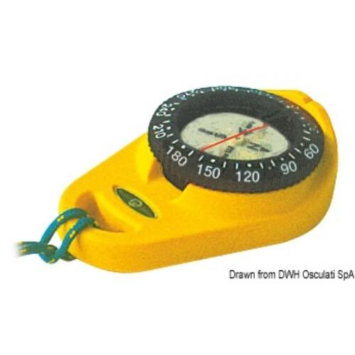 RIVIERA compass Orion sárga hordozható OSC