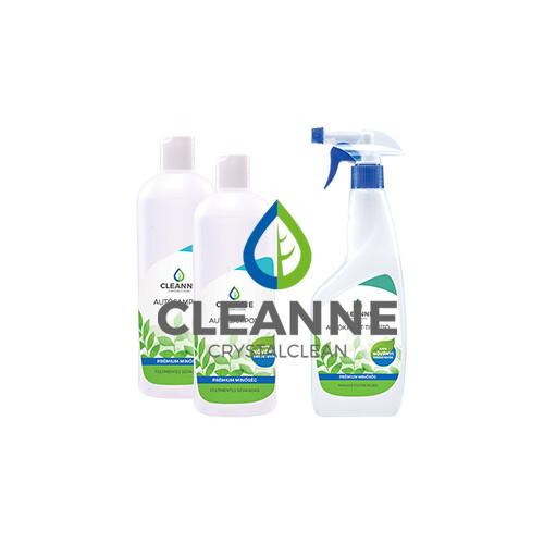 CLEANNE szőnyeg és kárpit tisztító