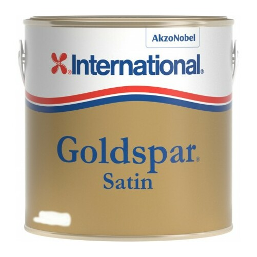 International Goldspar satin (matt) 750ml