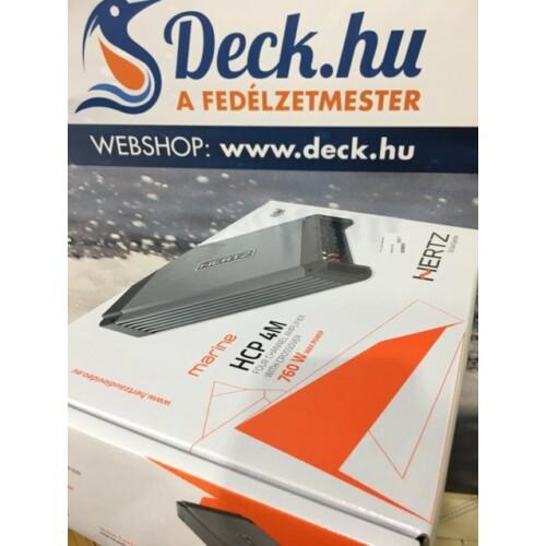 HCP 4M Hertz vízálló erősítő
