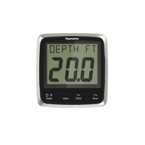 Raymarine i50 Depth digitális mélységmérő