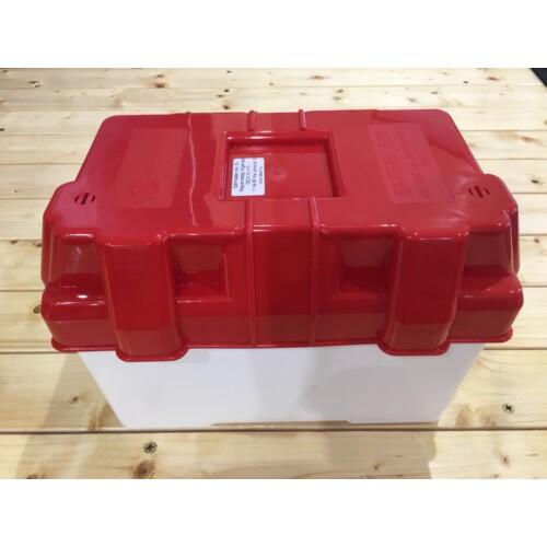 Akkumulátor doboz PIROS 370x210 OSC