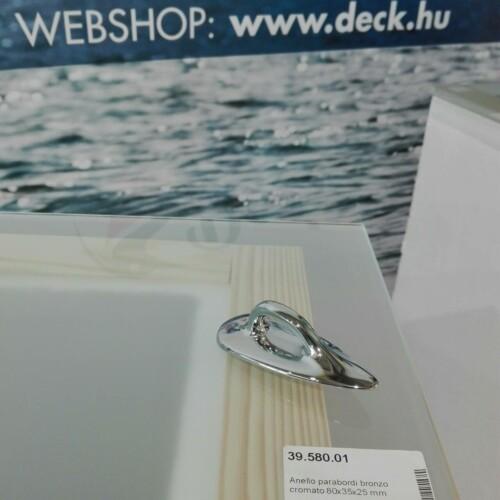 Veret 80x35x25 mm inox OSC