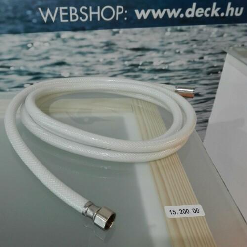 PVC zuhanycső 2,5m