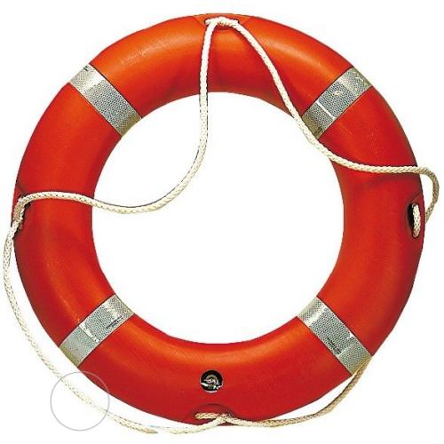 Mentőgyűrű SOLAS 45x75 OSC