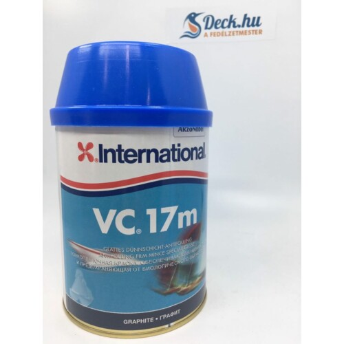 International VC 17m kék 750ml