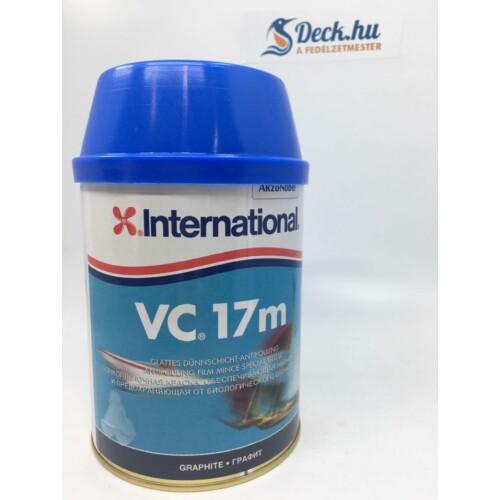 International VC 17m Graphit 750ml