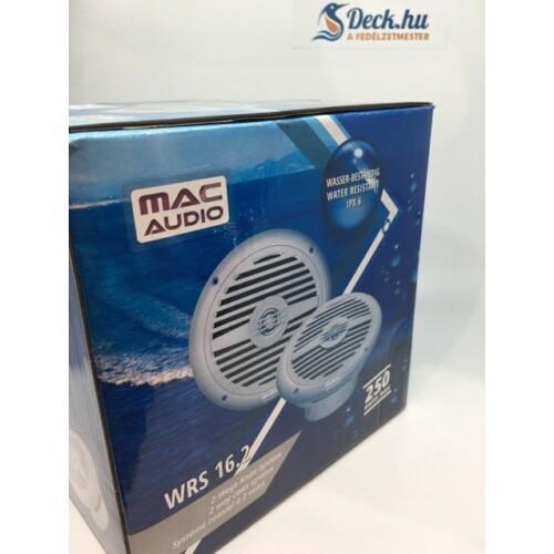 W.R.S. 16.2 macAudio vízálló hangszórópá